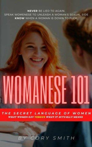 Womanese 101 The Secret Langauge of Women